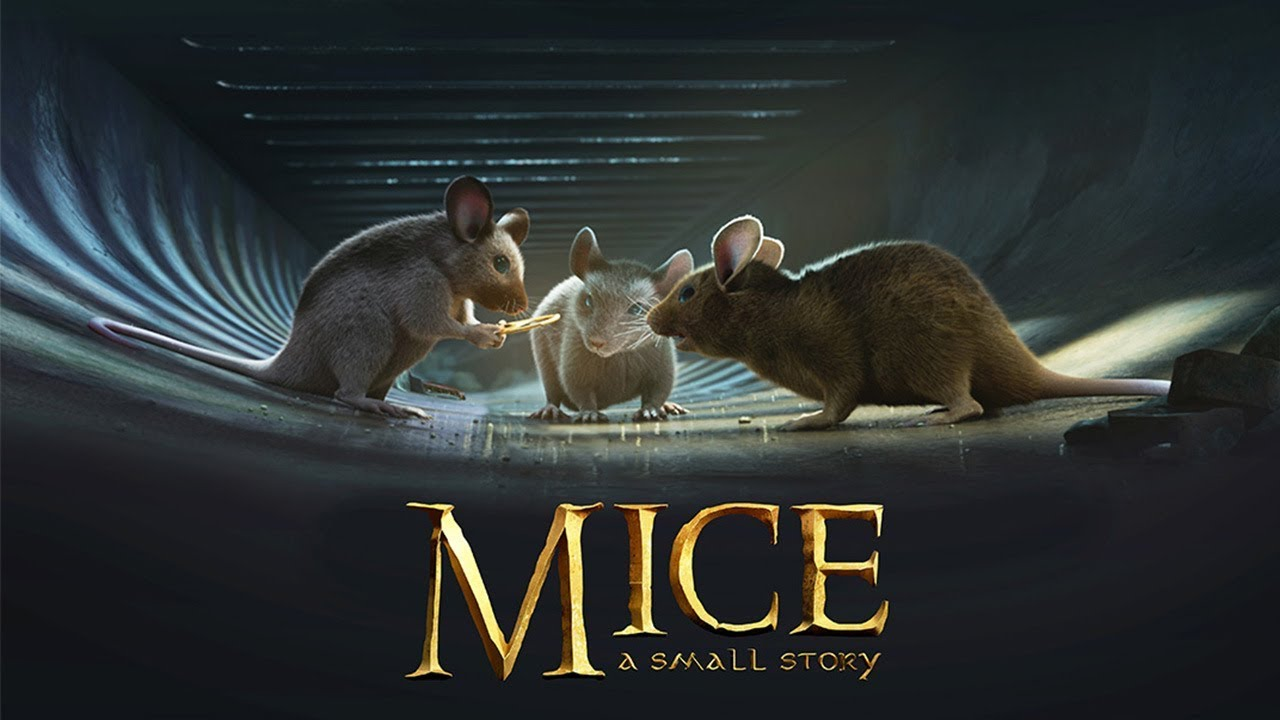 Mice a Small Story lookdev assembly lighting render Guerilla Station Guerilla Render