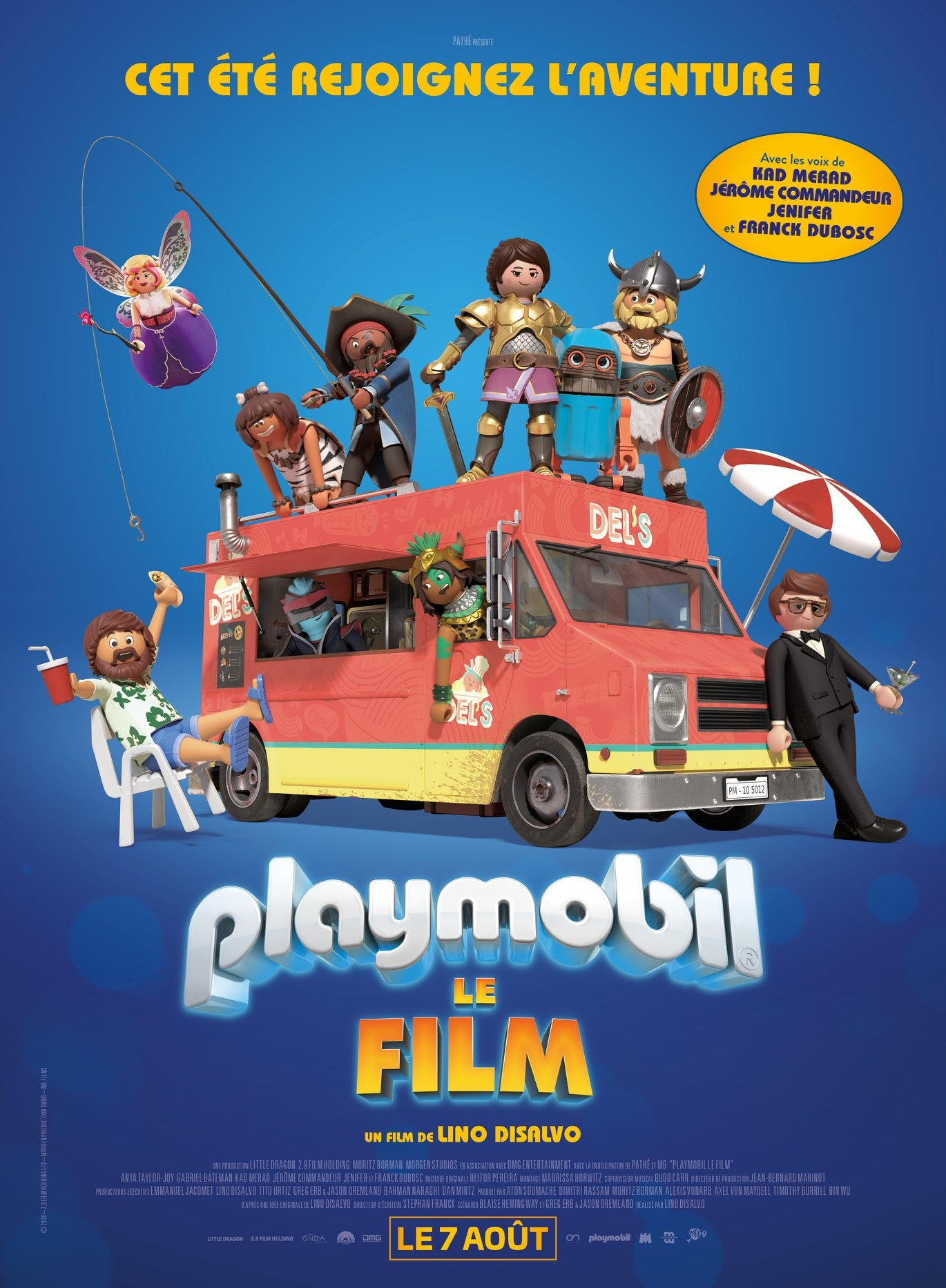 Playmobil the Movie On Animation Studios lookdev assembly lighting render Guerilla Station Guerilla Render