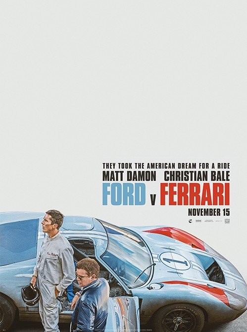 Ford v Ferrari The Yard VFX lookdev assembly lighting render Guerilla Station Guerilla Render